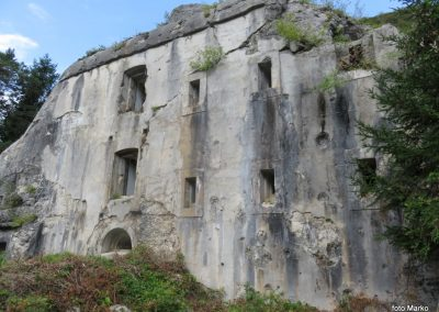 16 trdnjava Fort Herman, 10.13