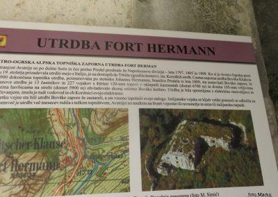 22 zanimivi opisi v trdnjavi Fort Herman