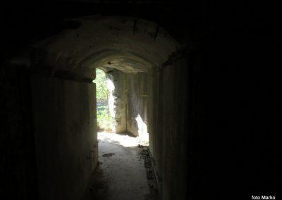 23 podzemni hodniki v trdnjavi Fort Herman, 10.30