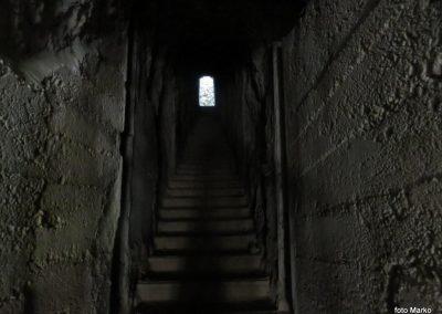 24 podzemni hodniki v trdnjavi Fort Herman, 10.30