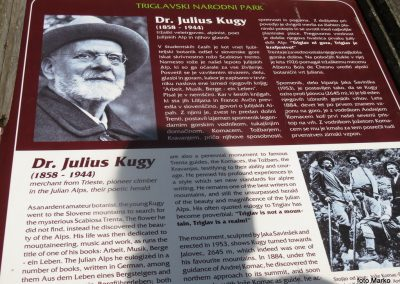 61 obiščemo še spomenik Juliusi Kugyju, 17.13
