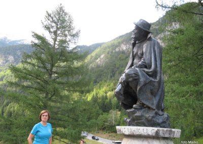 63 obiščemo še spomenik Juliusi Kugyju, 17.19