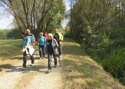 35 na poti od Dolge vasi do Velike Polane, pri zapornici na Ledavi, 12.51