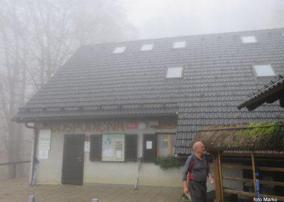 17 planinski dom na Gospodični, 10.47
