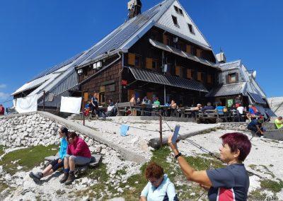 23 Triglavski dom na Kredarici (2515m), 14.32