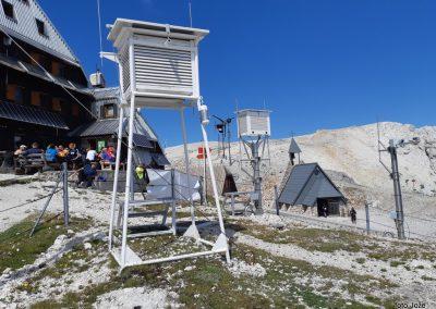 25 Triglavski dom na Kredarici (2515m), 14.33