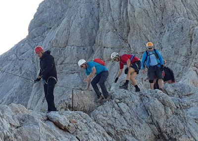 54 sestop s Triglava - greben do Malega Triglava, 18.44