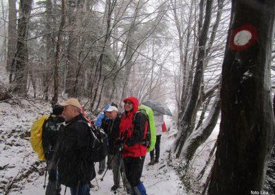 03 vzpon na Ivanščico, 1060m, 10.56