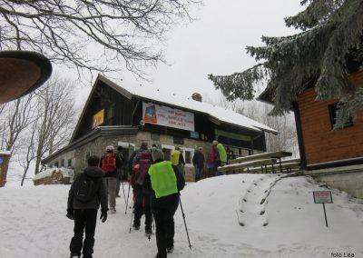 16 planinski dom na Ivanščici, 11.57