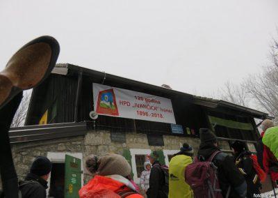 17 planinski dom na Ivanščici, 11.58