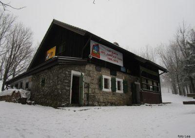 34 planinski dom na Ivanščici, 12.42