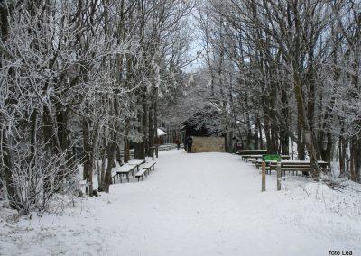 46 pri planinskem domu na Ivanščici, 13.49