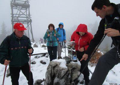 105 vrh Vivodnik, 1508m, 12.59