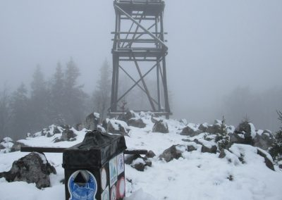 109 vrh Vivodnik, 1508m, 13.09