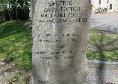 29 po PPP Lenart-Zvrh-Sv. Trojica, 14.13