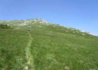 103 VELEBIT,s Konjevaće na Veliki Sadikovac 1286m, 14.27
