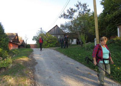 79 SLJEME, na dolgi in blatni poti od Hunjke do vasi Slani potok, 17.05